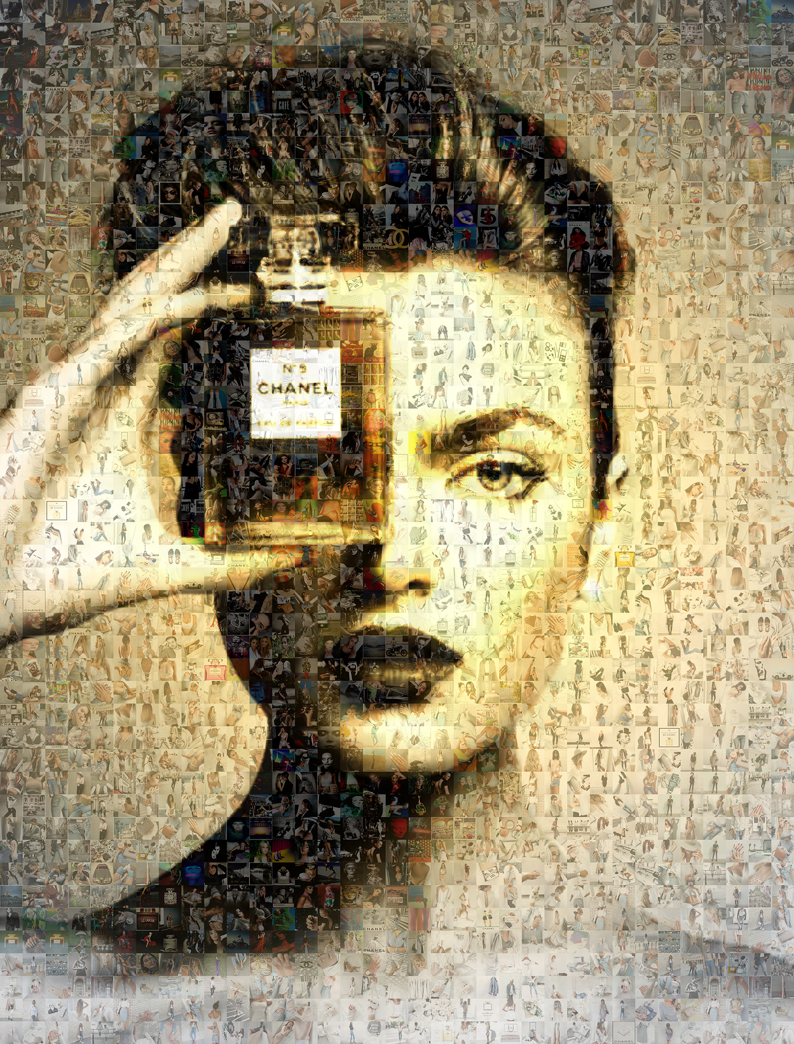 Chanel no 5 - Luxurious Simplicity