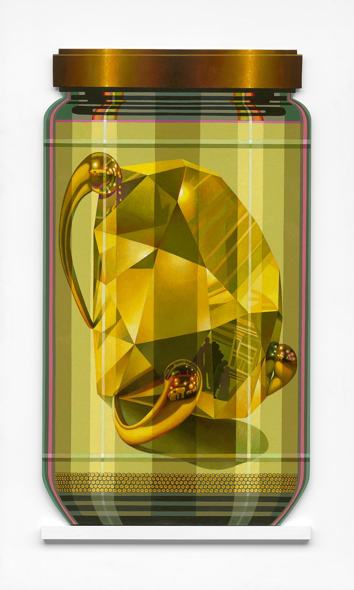 "Koons 5PXL ""Yellow Brilliant"""
