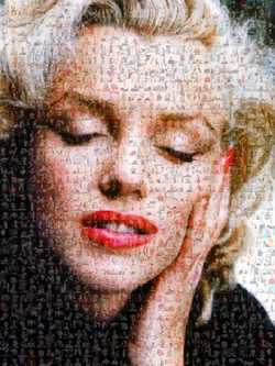 Marilyn Monroe - Reflection