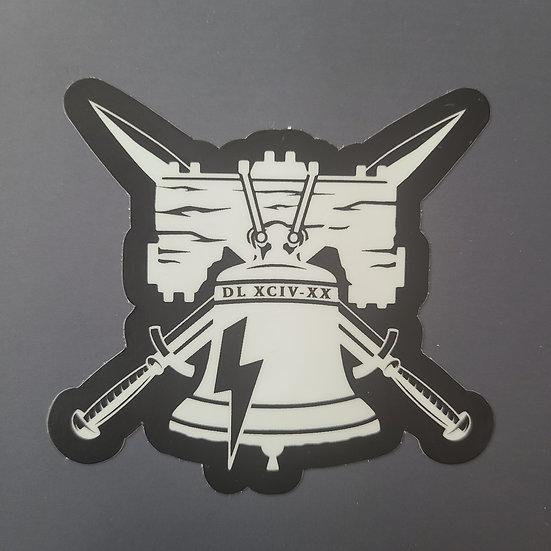 Penn Tactical Sticker