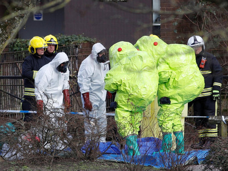 CBRN and EMS – A Dangerous Disconnect