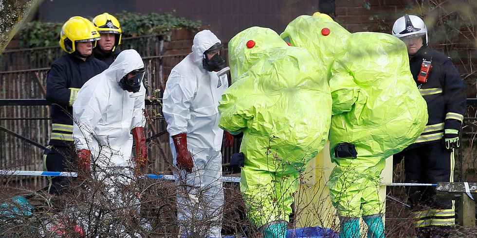 EMS Response to Chemical Weapon Incidents (EMSCHEM)- Virtual