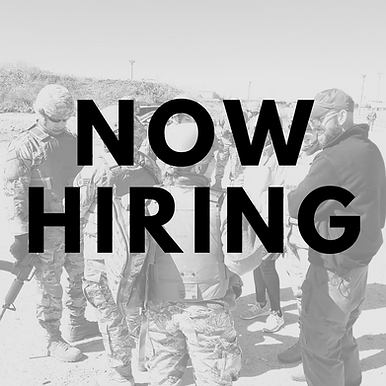 Penn Tactical is looking for qualified instructors