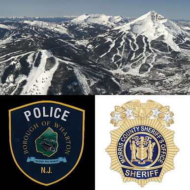 Morris County Law Enforcement Couple Save Skier in Montana
