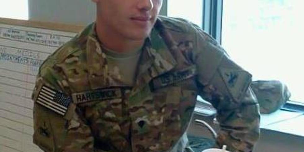 Survivor Series: SGT Adam Hartswick (US Army, Retired)