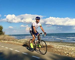 Lanevej cykling på Cypern