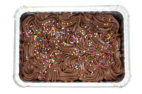 Chocolate Grab & Go Cake