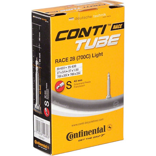 Continental Light Presta Tubes - 700c