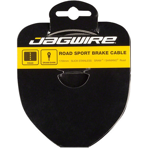 Jagwire Road Sport Brake Cable Slick Stainless SRAM/Shimano