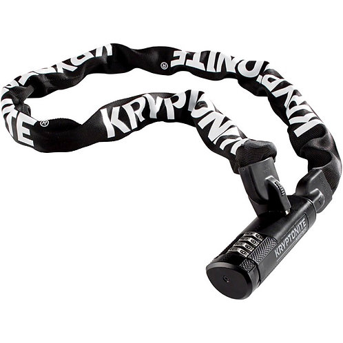 """Kryptonite Keeper Integrated Combo Chain Lock - 35.4"""", or 47.2"""""""