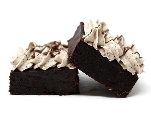 Oreo Brownie Squares