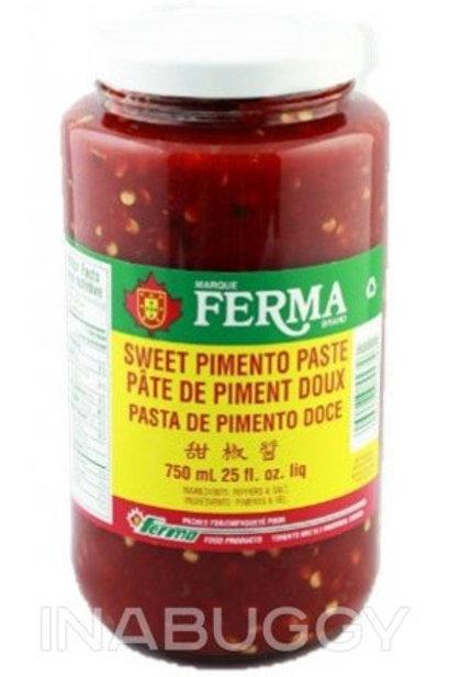 Ferma Pimento Paste Sweet