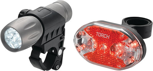 Torch High Beamer Tactical 9/Tailbrt 9X Light Set