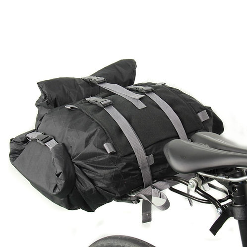 Rollpacker® 25 REAR Bikepacking Bag - FULL KIT