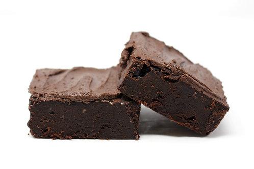 Plain Brownie Squares