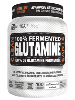 Nutraphase 100% FERMENTED GLUTAMINE