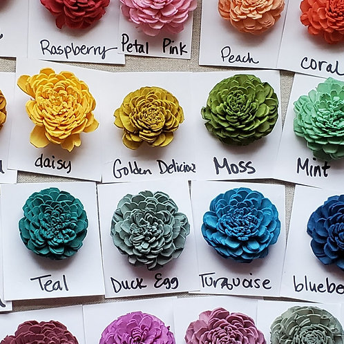 Woodland Creations Paint Recipes