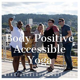 Body Positive Yoga - Yoga For All
