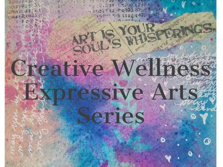 Creative Wellness Series - Session 1 (September)