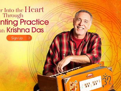 Enter Into the Heart Through Chanting Practice with Krishna Das