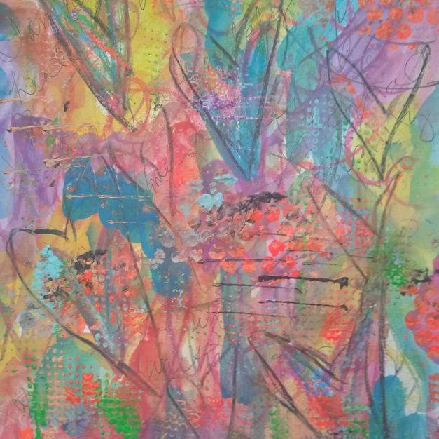 Playful Love (Mindful™ Affirmation Art Series)