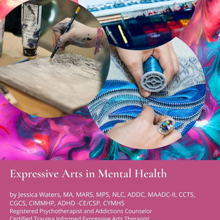 Expressive Arts in Mental Health - Add On