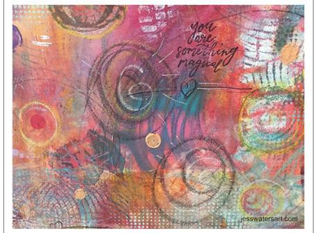 Meditative Affirmation Art™ Eventbrite Replay