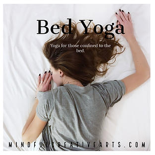Bed Yoga