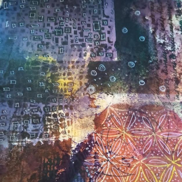 Through Dark Cometh Light (Covid Series)