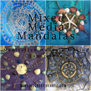 Mixed Media Mandalas