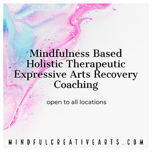 Expressive Arts Recovery Coaching