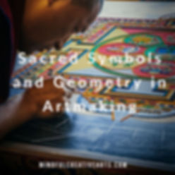 Sacred Symbols and Geometry in Artmaking