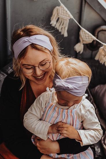 Mama-Tochter Haarbandset