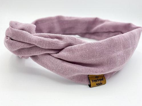 Haarband Draht flieder