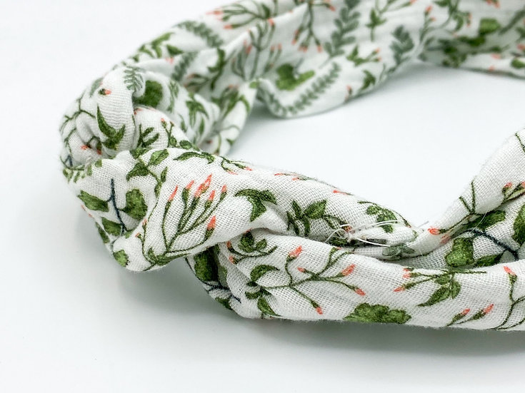Haarband Draht Waldblumen