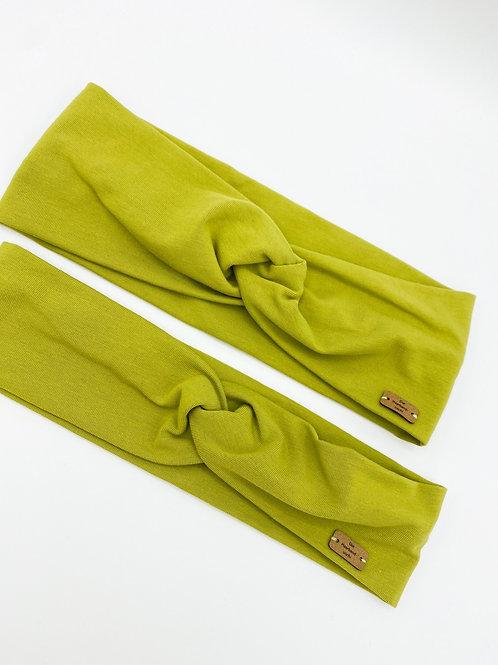 Haarband grün