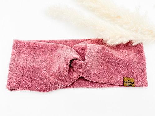 Haarband Basic Nicki rosa