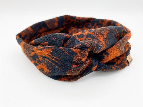 Haarband Draht Animal rot