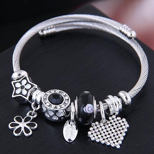 bracelet à pampilles