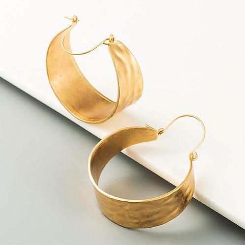 Gros anneaux rétro