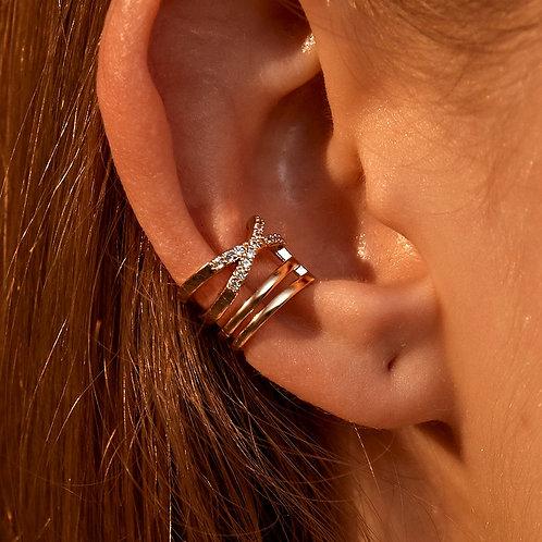 Boucle d'oreille clip