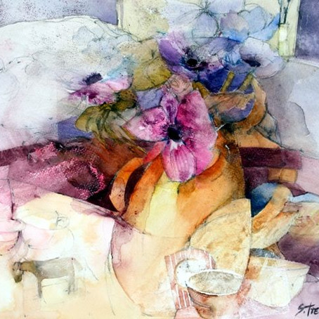 Who is My favourite Watercolour Artist?