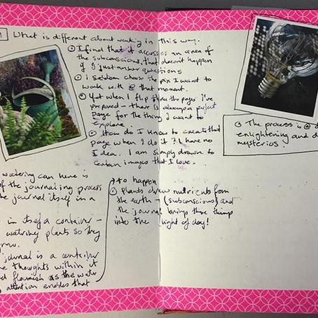 Jottings from an Artist's Journal