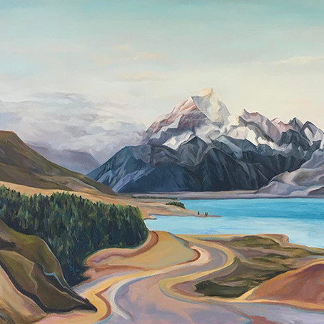INFLUENCES - What Do You Think a Major Influence Might be For a Landscape Painter?