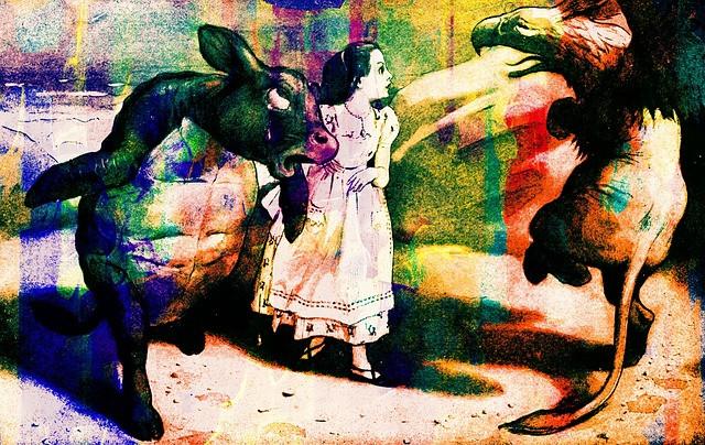alice in wonderland,down the rabbit hole