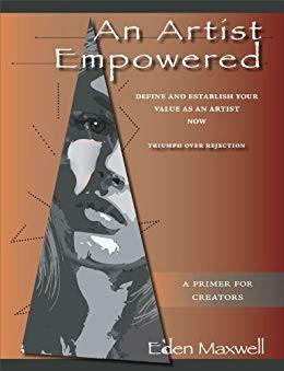 Book Review An Artist Empowered by Eden Maxwell