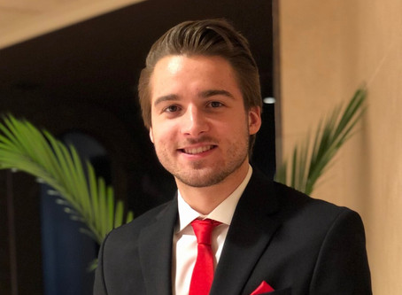 Ryan Zoltowski Joins Worldly Strategies' Team as New Digital Marketing Coordinator