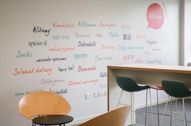 NAIS Dublin - Classroom
