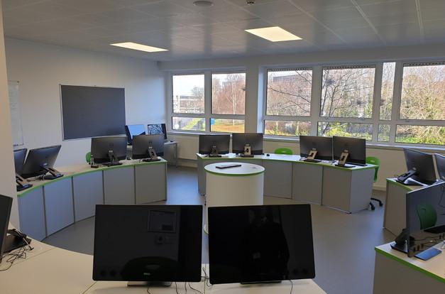 NAIS Dublin - Computer Lab