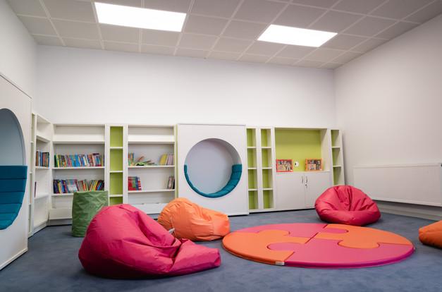 NAIS Dublin - Library